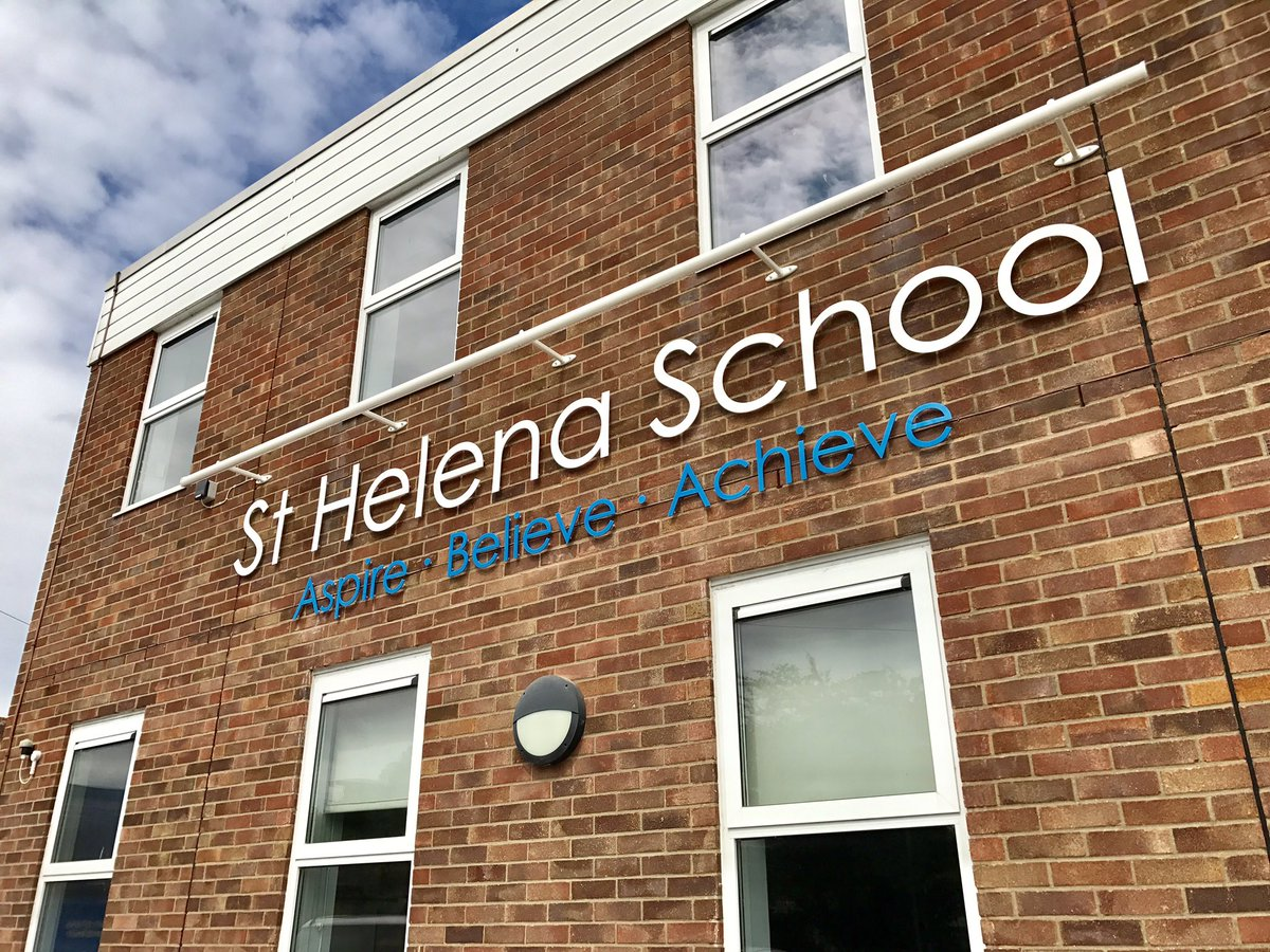 St Helena's School