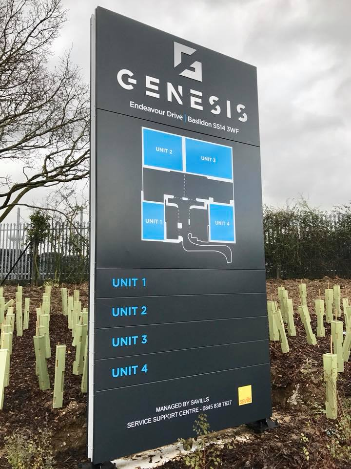 Genesis Balsildon – Monolith Signs