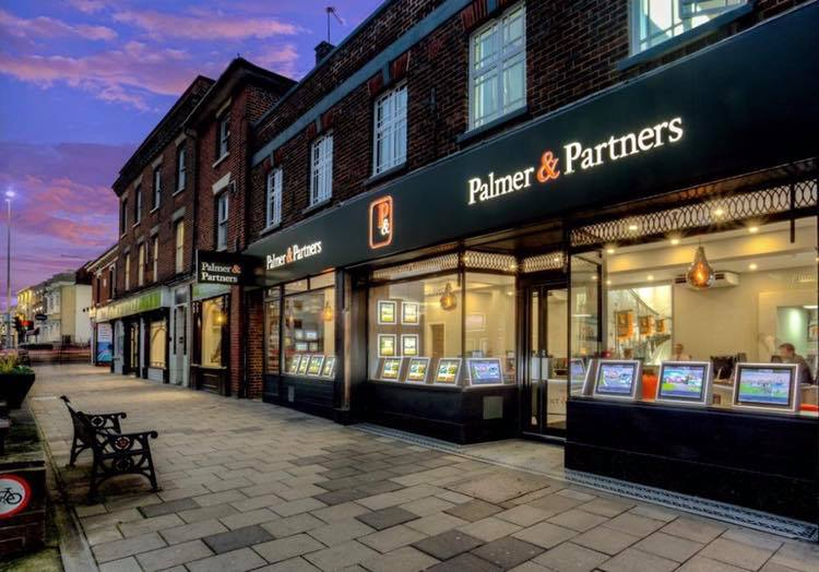 Palmer & Partners Illuminated Signs